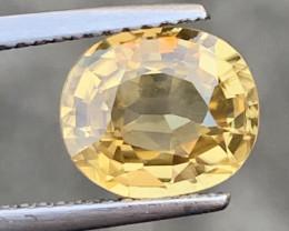 3.19 Carats Zircon Gemstones