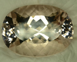 Certified 164.90 ct Natural Untreated Morganite