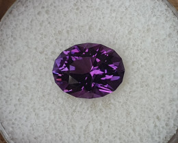 4,25ct Amethyst - Master cut!