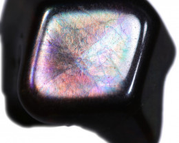 9.86 CTS RAINBOW GARNET JAPAN-TUMBLED  [S-SAFE436]