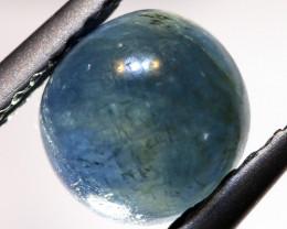 2.22 cts   Natural Blue Sapphire Cab ADG-1702