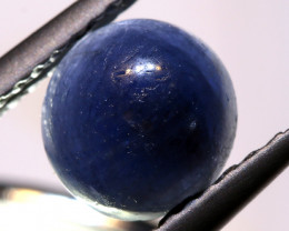 2.09 cts   Natural Blue Sapphire Cab ADG-1708