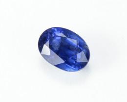 1.73ct Natrual Blue Sapphire