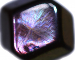 6.45 CTS RAINBOW GARNET JAPAN-TUMBLED  [S-SAFE446]