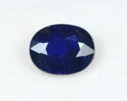 2.44ct Blue Sapphire Oval Cut Lot GW5933