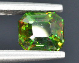 AAA Color 1.05 ct Sphene from Himalayan Range Skardu Pakistan