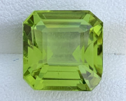 7.52 Carats  Peridot Gemstones From Pakistan