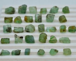 69.80ct Natural Emerald Form Panjshir Rough Lot T