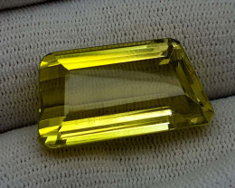 39.35CT LEMON QUARTZ BEST QUALITY GEMSTONE IIGC92