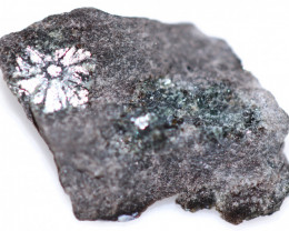 3.75 CTS RARE  SILVER CHERRY BLOSSOM SPECIMEN- JAPAN  [MGW5454]