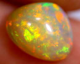2.57cts Natural Ethiopian Welo Opal / RD482