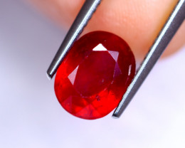 3.32cts Blood Red Colour Ruby / RD484
