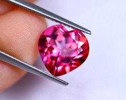 4.10cts Natural Pink Colour Topaz / RD466
