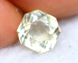 Labradorite 1.35Ct Natural Yellow Color Labradorite (Feldspar) D1321
