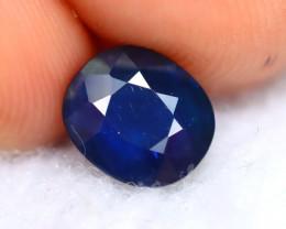 Blue Sapphire 1.40Ct Natural Blue Sapphire D1323