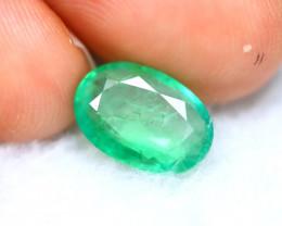 Emerald 2.19Ct Natural Colombia Green Emerald D1333