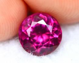 Rhodolite 1.36Ct Natural Purple Rhodolite Garnet E1431