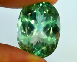 NR 15.90 cts Green Spodumene Gemstone
