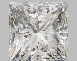 GIA 1.02CT DIAMOND WHITE COLOR COLLECTION PIECE IGCD