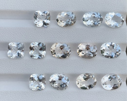 39.49 Carats Topaz Gemstones Parcels