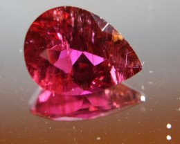Rubellite 4.15ct GIA Certified