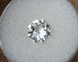 4.20 ct White Topaz - Master cut!