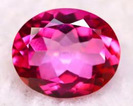 Pink Topaz 5.53Ct Natural IF Pink Topaz D1522