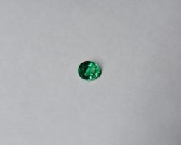 0.49 Carat Vivid Green AFGHAN (Panjshir) Emerald!
