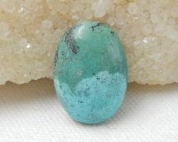 20.5cts Natural Turquoise ,Handmade Gemstone ,Turquoise Cabochons F286