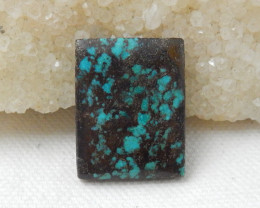 25.5cts Square Turquoise ,Turquoise Cabochons ,Lucky Stone F292