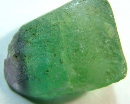 FLOURITE BEAD, DRILLED 34.40 CTS NP-1288
