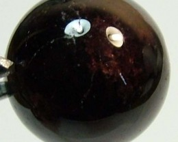 GARNET NATURAL BEAD DRILLED 20 CTS NP-1436