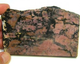 RHODONITE PINK SLAB 105 GRAMS  SG1778