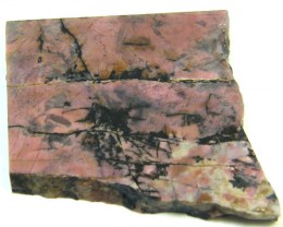 RHODONITE PINK SLAB 67 GRAMS  SG1784