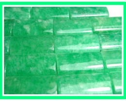 231cts  AMAZONITE CHICKLET BEADS NATURAL DP280