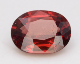 1.40ct Red Color Spinel Untreated/Unheated ~Burma