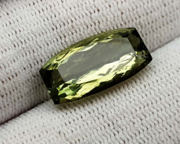 8CT PRASOLITE  BEST QUALITY GEMSTONE IIGC93