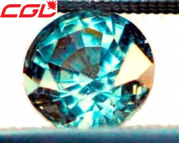 VVS! MASTER CUT! Unheated 1.61 CT Blue Spinel (Burma) | FREE SHIPPING!