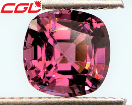 VVS! PRECISION CUT! 2.18 CT Magenta Spinel (Burma) | FREE SHIPPING!