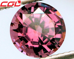 VVS! PRECISION CUT! 1.67 CT Red-Purple Spinel (Burma) | FREE SHIPPING!