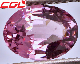 "VVS! PRECISION CUT! 1.77 CT ""Padparadscha Color"" Spinel  