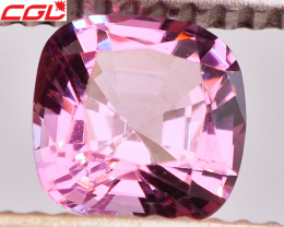NEON! VVS! MASTER CUT! 1.00 CT Lavender Pink Spinel | FREE SHIP! | $2,800