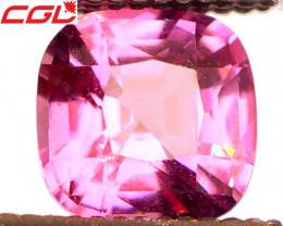 VVS! PRECISION CUT! 0.58 CT Lavender Pink Spinel (Burma) | FREE SHIPPING!