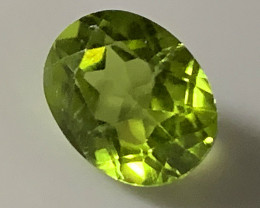 ⭐2.43ct Bright Green Peridot Gem - No reserve