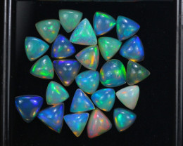 7.70Ct Natural Ethiopian Welo Opal Lot V7763