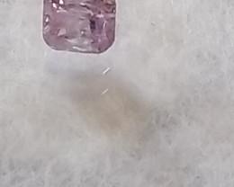 NATURAL ARGYLE -PINKPURPLE DIAMOND, 0.45CTWSIZE-1PCS