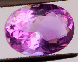 Rose de France! FREE SHIP! MASTER CUT! Lavender Pink 4.41 CT Amethyst