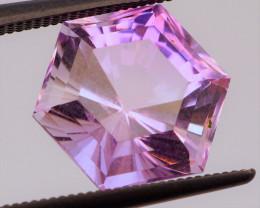 Rose de France! VVS! MUSEUM GEM! 4.41 CT Lavender Pink Amethyst