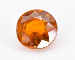 1.76 Crt Spessartite Garnet Faceted Gemstone (Rk-80)