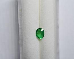 0.48 Carat Vivid Green AFGHAN (Panjshir) Emerald!